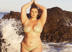 The Plus-Size Swimsuit Line That Will Make You Look Like A Bombshell