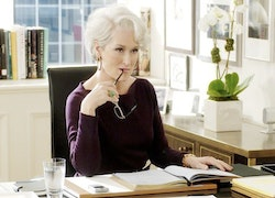 Watch Anna Wintour and Meryl Streep Re-Enact The Devil Wears Prada