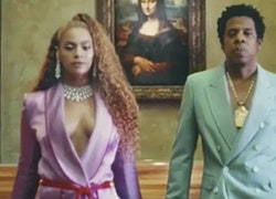 Beyoncé and Jay Z Surprise Us With an Epic New Music Video in the Louvre