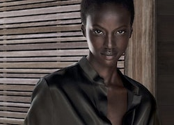 Egyptian-Born, Sudanese Model Anok Yai Becomes Estée Lauder's Newest Global Brand Ambassador