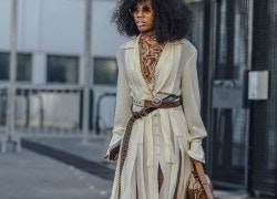 Our Favorite Street Style Looks from Paris Fashion Week