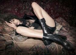 Saint Laurent's New Campaign Is The Most Glam Kick On You've Ever Seen