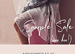 LoveShackFancy Sample Sale, Nov. 13 - 15 - New York, NY