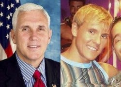 Social Media Post Alleging Mike Pence's Gay Past Goes Viral