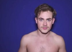 'Stranger Things' Actor Dacre Montgomery Got Nearly Nude For This Audition Tape: WATCH