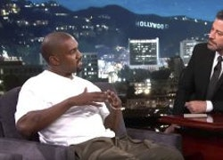 Kanye West Left Speechless by Jimmy Kimmel Question About Trump and Black People: WATCH