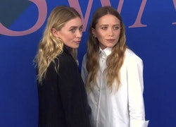 One question stumps stars and designers on the CFDA Awards red carpet