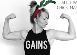 The Buzz: Fitness parody video