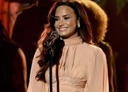 Demi Lovato Posted a Side-by-Side That Shows How Far She's Come in Her Eating Disorder Recovery