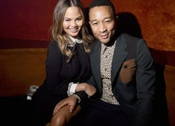 Chrissy Teigen Is Pregnant and Expecting Second Child With John Legend-See Their Announcement
