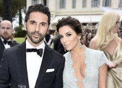 Eva Longoria Just Gave Birth to a Baby Boy-See His Photo