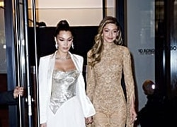 Gigi Hadid Wears a Nearly Naked Dress on the Red Carpet - Was It the Right Decision?
