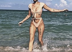 You Don't Know the Meaning of Sexy Until You've Seen Halsey in a Bikini