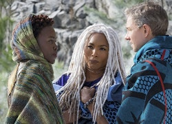 It's no coincidence that a white CIA agent plays a hero in 'Black Panther'