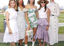 The best fashion moments from the 10th annual Veuve Clicquot Polo Classic