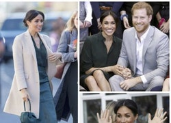The Duchess of Sussex Finally Gets to Do Some Duchessing in Sussex