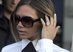 Victoria Beckham Has 14 Engagement Rings!