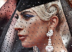 Lady Gaga Wore Earrings Worth Millions at TIFF